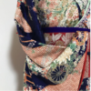 hanafubuki selyem kimono kek
