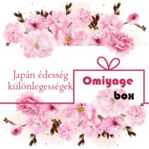 japán édesség csomag válogatás közepes
