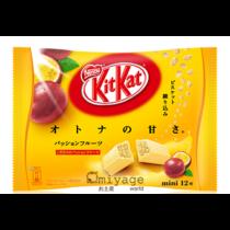 Japán Passion fruit Kit Kat