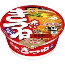 Maruchan Akai Kitsune Udon instant japán leves