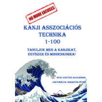 Kanji Asszociációs Technika gyakorló 1-100