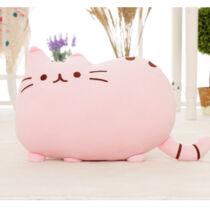 Pusheen a macska plüss párna- Rózsaszín
