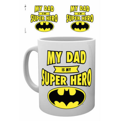 DC Comics Bögre Batman Dad Superhero