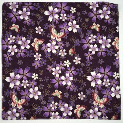 Furoshiki - lila sakura