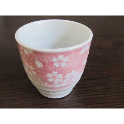 Sakura teás pohár
