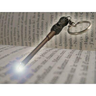 Harry Potter Harry Varázspálcája kulcstartó led fény funkcióval