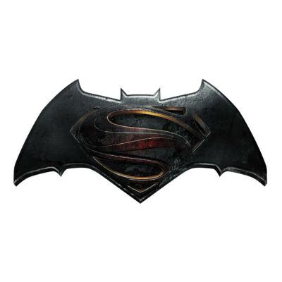 Batman v Superman gumi kulcstartó