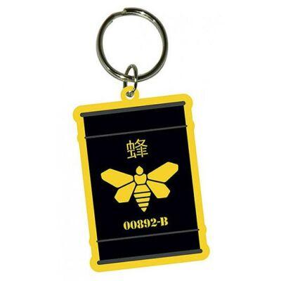 Breaking Bad Gumi-Kulcstartó Golden Moth 6 cm