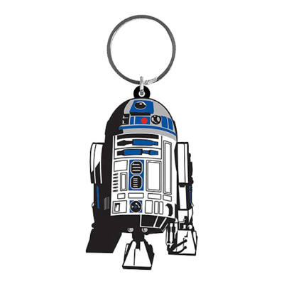 Star Wars Gummi Kulcstartó R2-D2 6 cm