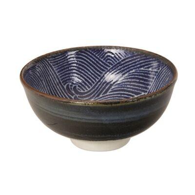 japán nagy hullám teás csésze 12,7x5 cm, 300 ml