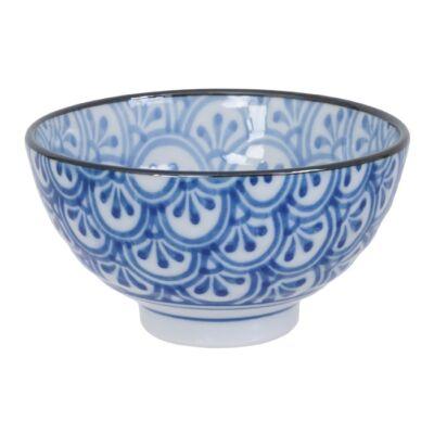 japán virágos teás csésze 12,7x6,8cm, 400 ml