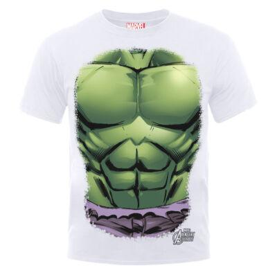 Marvel Comics Poló Hulk Chest