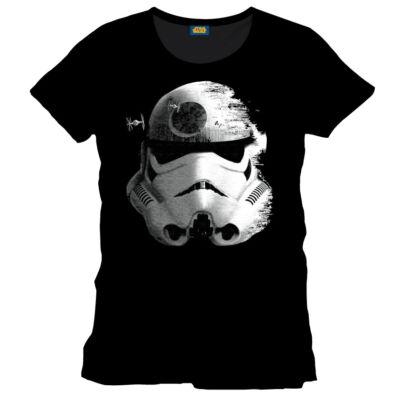 Star Wars Poló Stormtrooper Deathstar