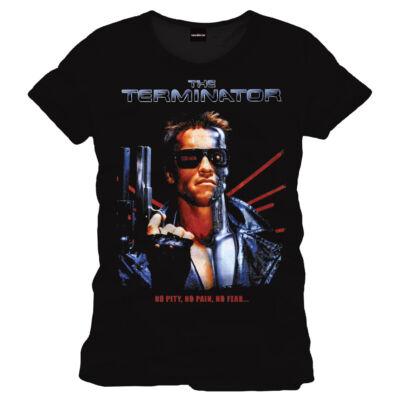 Terminator Poló No Pity No Pain No Fear