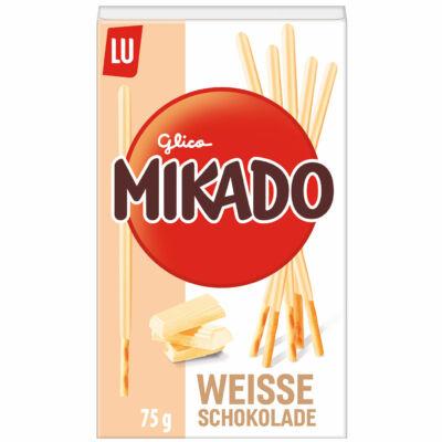 Mikado Fehér csokis Ropi/Keksz