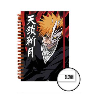 Bleach Jegyzetfüzet A5 Ichigo Mask