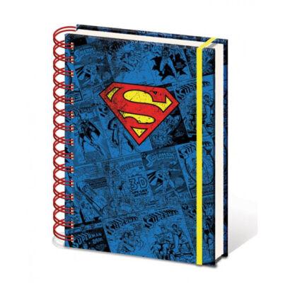 DC Comics Jegyzetfüzet A5 Superman