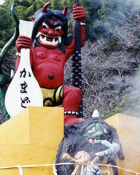 oni, japan, yokai, youkai, jokai, japan, demon