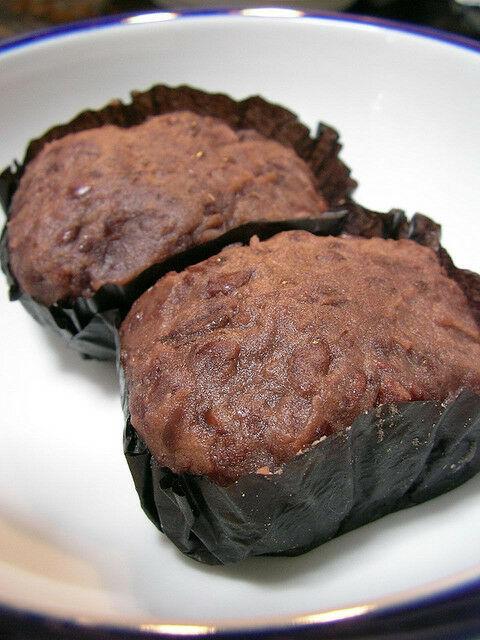 ohagi ohigan japán buddhista ünnep étel