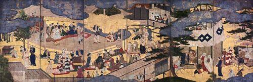 kabuki japan izuno okuni