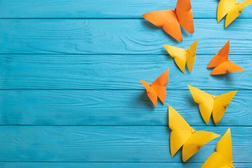 origami pillango Japan