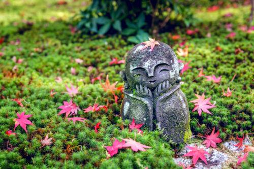 jizo, japán mese, monda