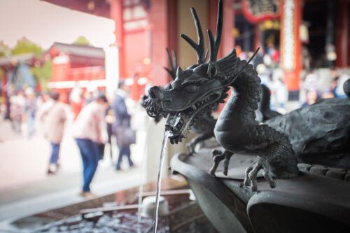 sárkány japán kut rituális megtisztulás