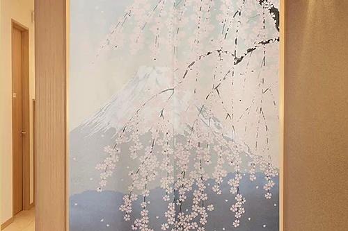 noren japan lakberendezés