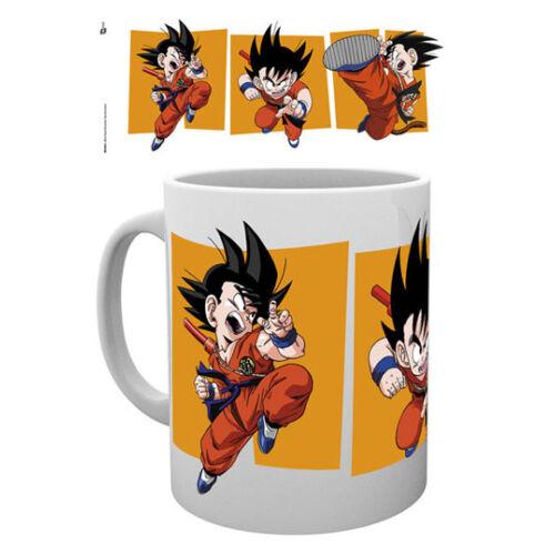 Dragonball Z Bögre Goku