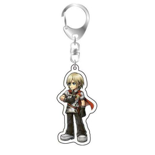 Dissidia Final Fantasy akril kulcstartó Ace