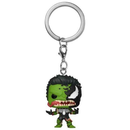 Marvel Venom Pocket POP! Vinyl Keychain Hulk 4 cm