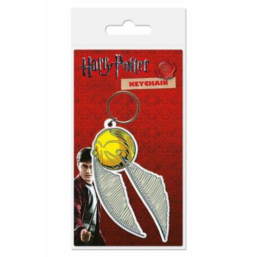 Harry Potter Hogwarts kulcstartó golden snictch 8 cm