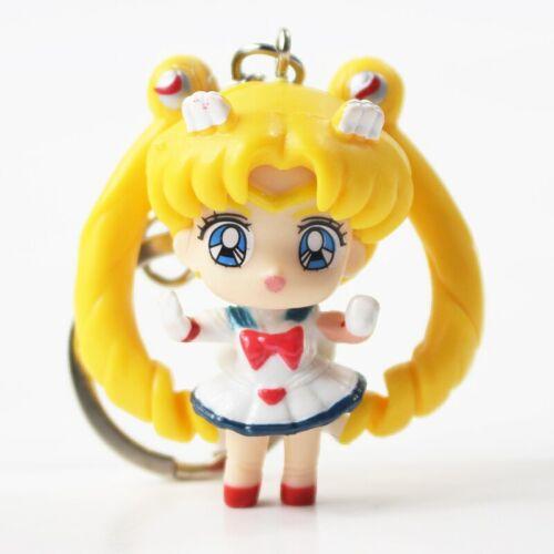 Sailor Moon fém kulcstartó egyenruha