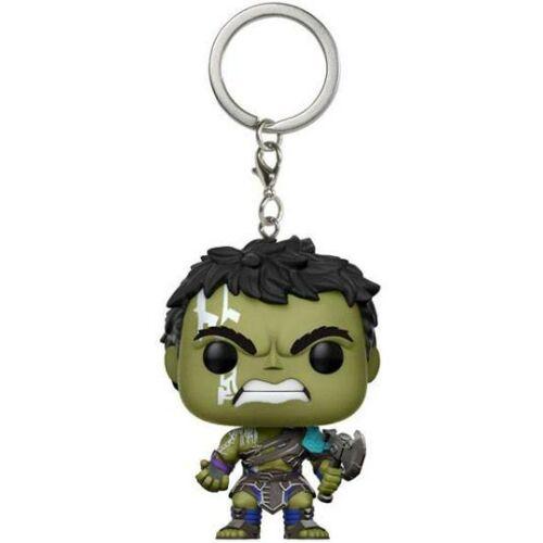 Thor Ragnarok Pocket POP! Vinyl Kulcstartó Hulk (Gladiator Suit) 4 cm
