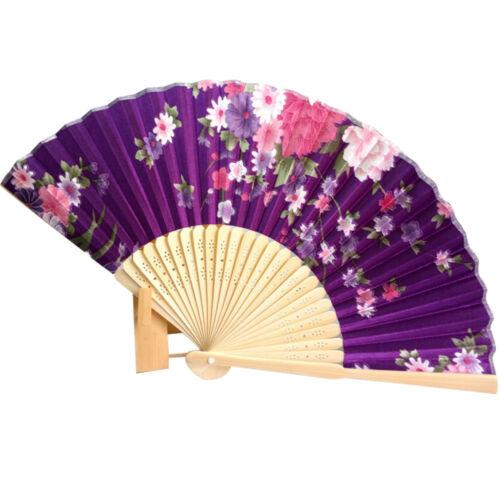 Lila japán legyező