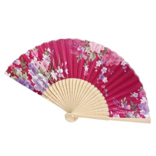 Pink japán legyező