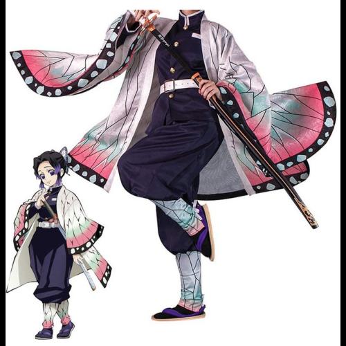Damon Slayer/ Shinobu Kocho  Cosplay Szett