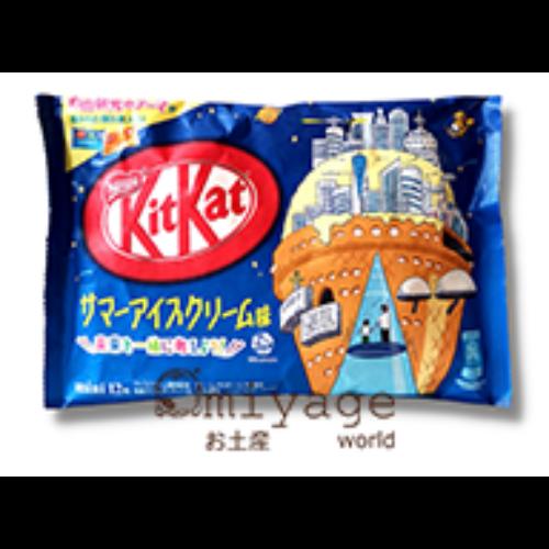 Summer Ice Cream Kit Kat