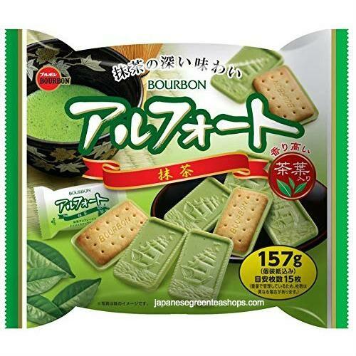 alfort zöld tea bourbon japán csoki