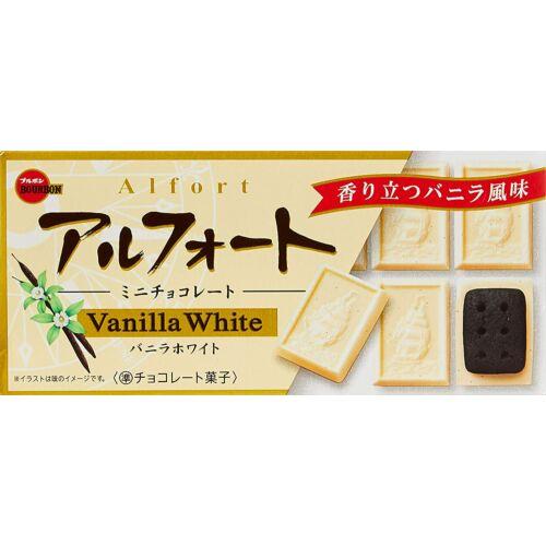 Alfort bourbon vaníliás csokis keksz