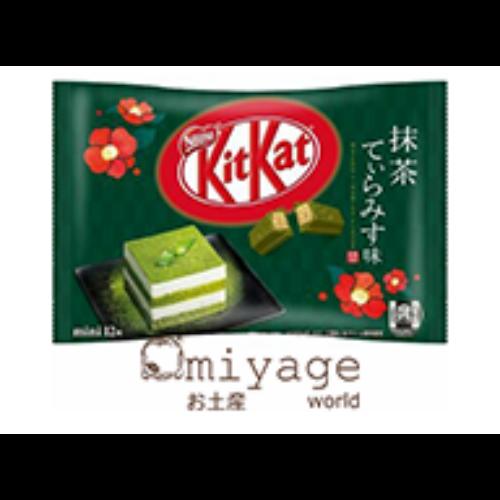 Japán matcha tiramisu Kit Kat