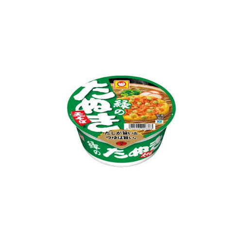 Maruchan Midori Tanuki Soba instant japán leves