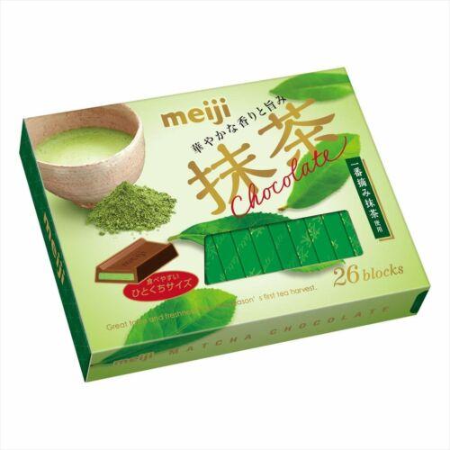 meiji matcha japán zöld teás prémium csoki