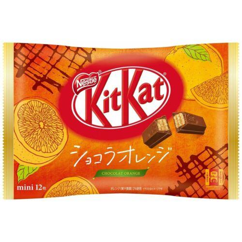 Narancsos csokis Kit Kat