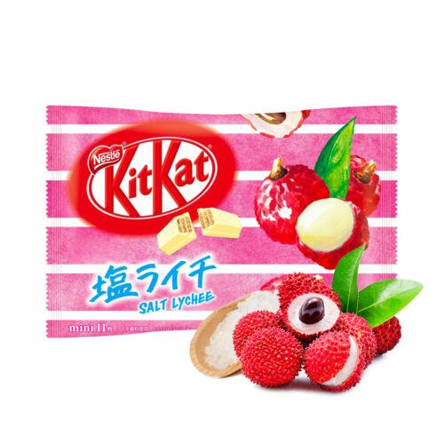 Sós lichi limitált Kit Kat