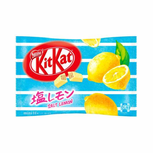 Sós citrom limitált Kit Kat
