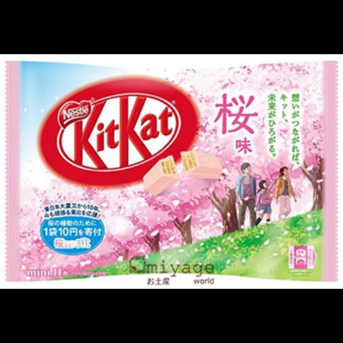 Japán Sakura Kit Kat