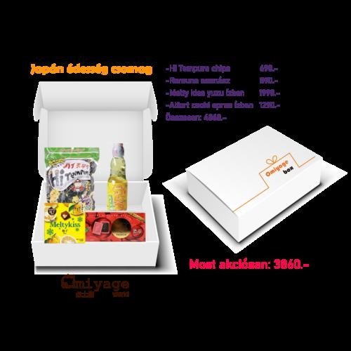 # Omiyage Box ajándék csomag