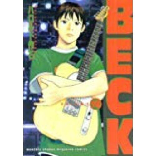 Japán nyelvű manga BECK 3