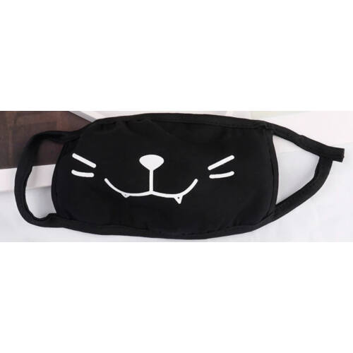 Anime szájmaszk vámpír cica